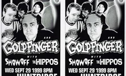 Bloodhound Gang 9/29/99